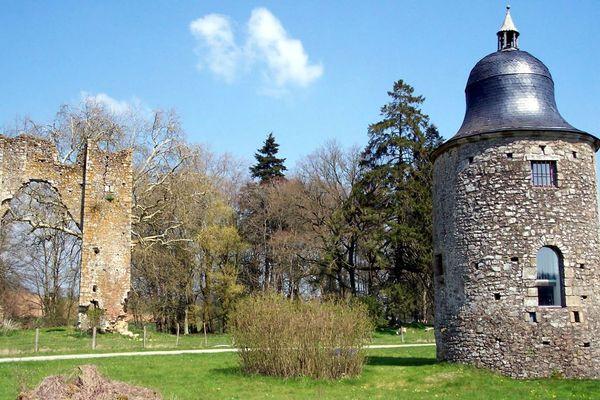 PCU53- Chateau de Courceriers1