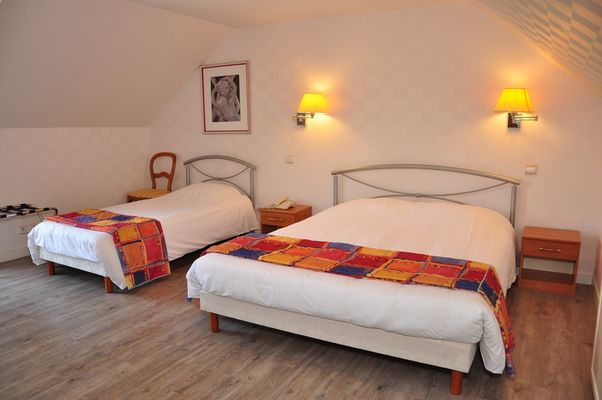 hotelrestaurantbeaurivage-moulay-53-hot-3 _CP Patrick LECOQ Logis de la Mayenne