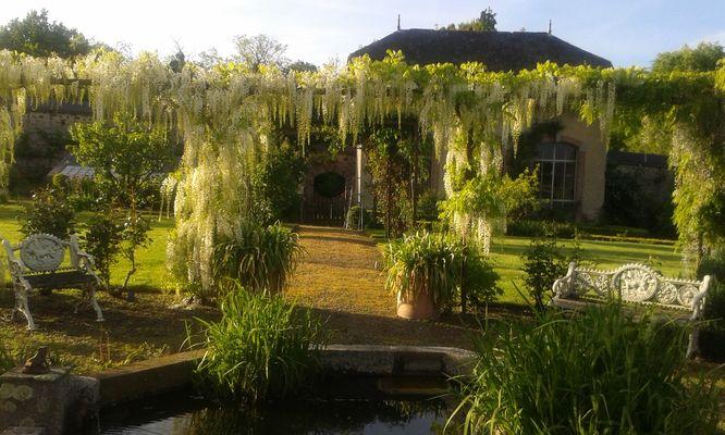 jardin de clivoy