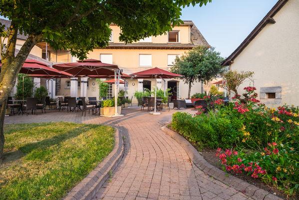 l'ermitage hotel & restaurant, hotel laval, restaurant laval, séminaire laval, hotel sable-sur-sarthe (59)