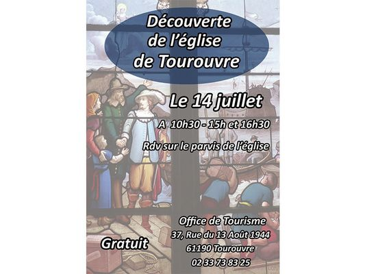 Affiche Tourouvre 800x600