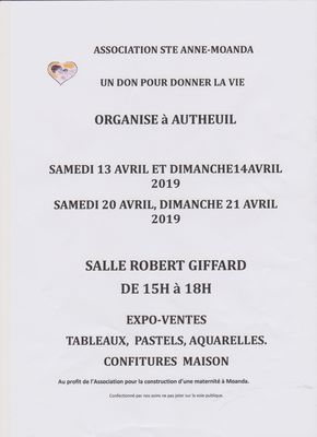 Autheuil 13, 14, 20 21 avril