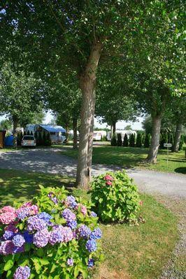 Bréville sur Mer_Camping La Route Blanche_emplacement camping nu