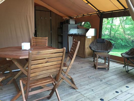 camping du Perche Bellemois - Belleme