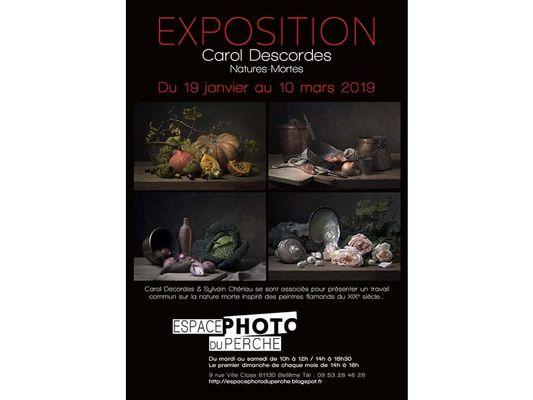 Exposition Natures Mortes - Bellême
