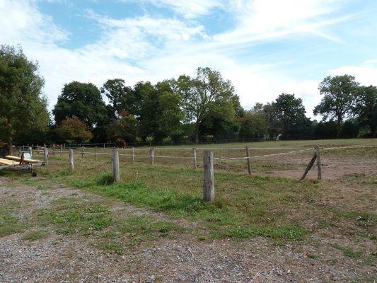 Champeaux_Camping_Ferme_Equestre_Courlis_Paddock_3©TPERNOT-CDT50