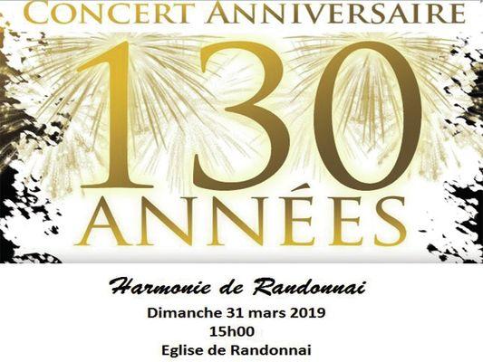 Concert de printemps Randonnai 800x600