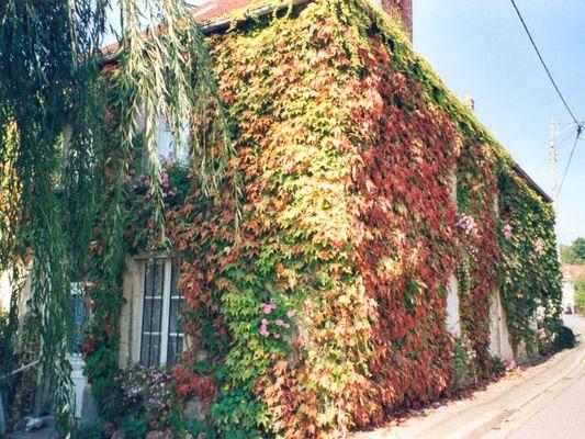 2 rue de Vauvineux - le bourg