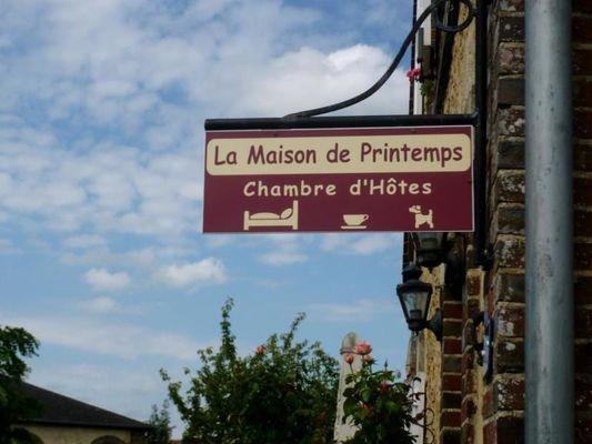 """""""Maison de Printemps"""""""