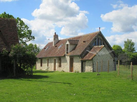 Maison du garde - St Laurent