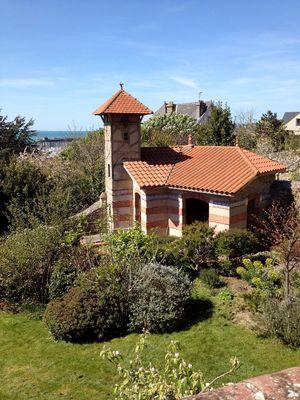 Granville_Meublé La Villa Léontine_4
