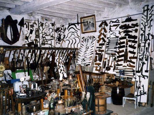 Ferme-Musée de la Tonnelière - Courcerault