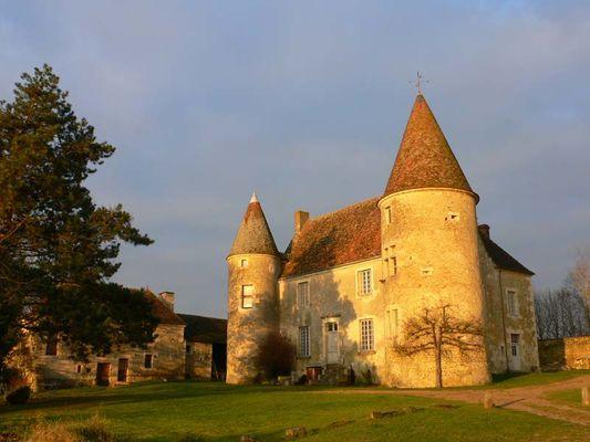 Manoir de Lormarin - Nocé