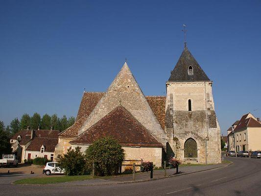 Préaux du Perche dans l'Orne en Normandie