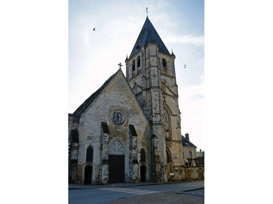 Eglise St Martin - Longny au Perche
