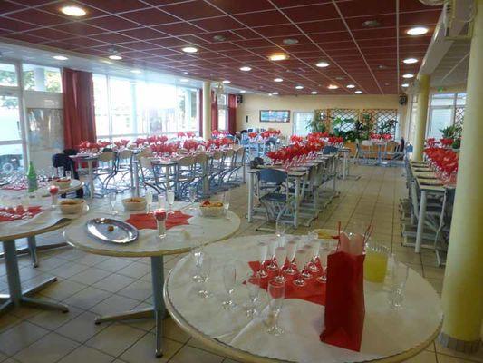St-Martin-de-Bréhal_Centre PEP Les Oyats_salle restauration