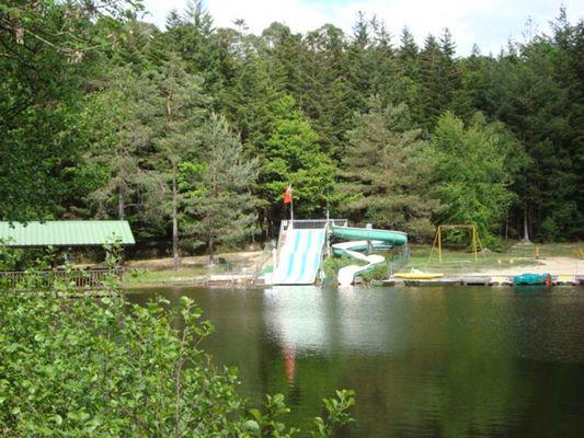 Base de loisirs - Soligny la Trappe