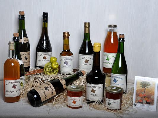 Cidrerie Traditionnelle du Perche - Le Theil sur Huisne