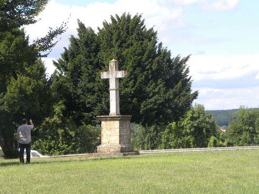 Site de la Croix Feue Reine - St Martin du Vieux Bellême