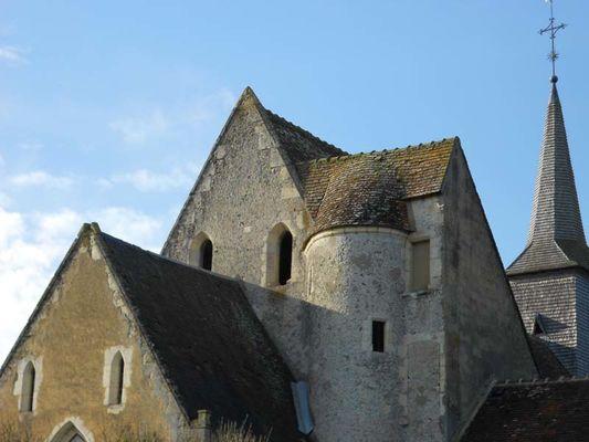 Eglise de Dame-Marie