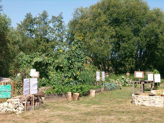 Jardin partagé et solidaire - Nocé