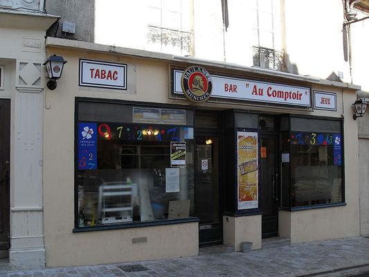 Café de Pays Le Comptoir à Mortagne au Perche