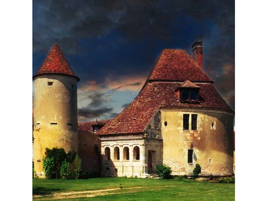 Manoir de la Fresnaye - St Germain de la Coudre