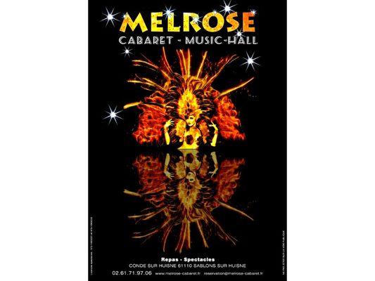 Melrose Cabaret - Condé sur Huisne
