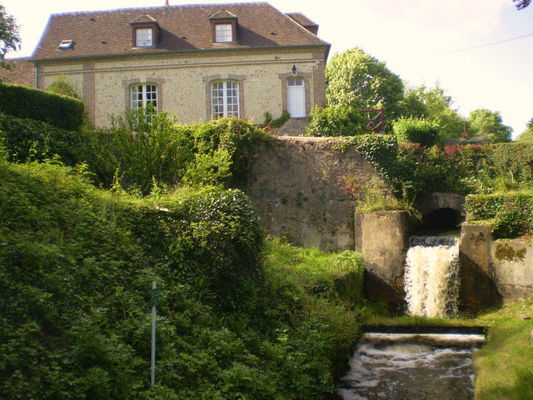 Moulin de Rainville - Longny au Perche