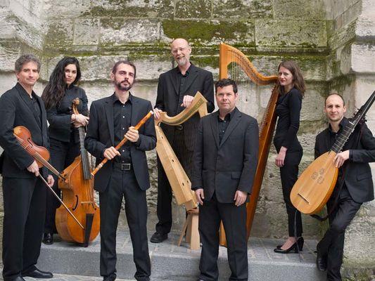 Septembre Musical de l'Orne - Les Musiciens de St Julien
