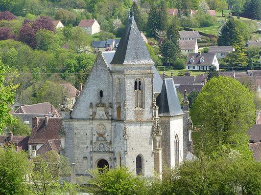 Chapelle Notre-Dame de Pitié - Longny au Perche