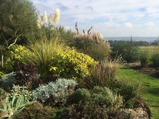 Jardin Perché dans le Perche - Bellou le Trichard