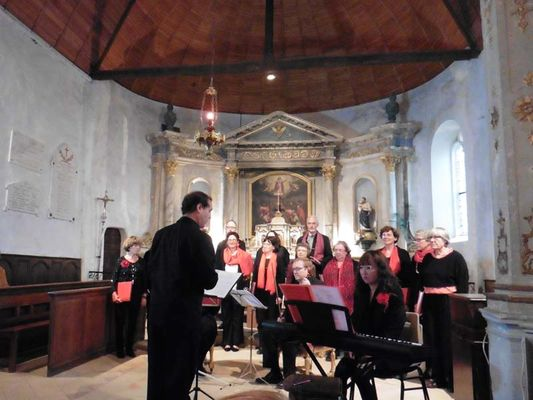 Stage Musique et Chant - L'Hermitière