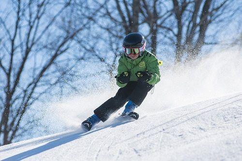 2020_Ski enfant