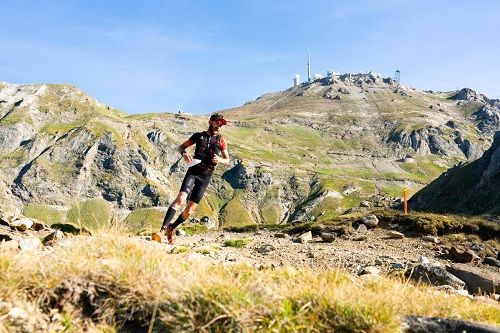 Trail Barèges Pic