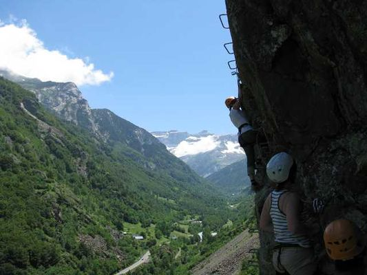 C BUREAU DES GUIDES -Via Ferrata