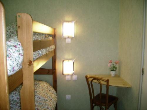 LE CAMPBIEILH -Chambres à louer-Chambre 1 - vue 2