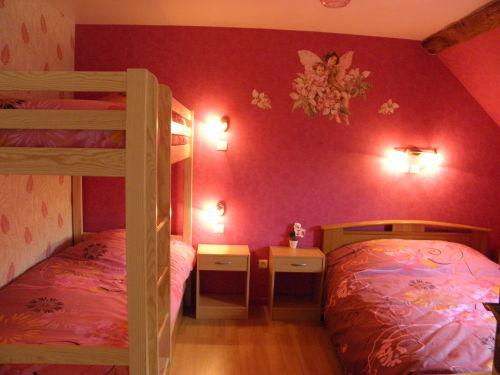 LE CAMPBIEILH-Chambres à louer-Chambre 2 - vue 2
