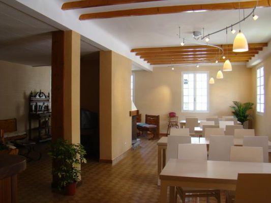 COMPOSTELLE HOTEL - salle