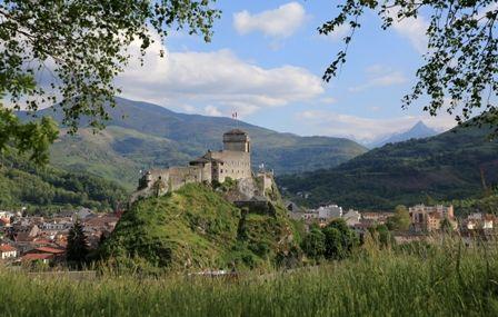 Lourdes Château Fort