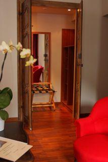 HOTEL BRECHE DE ROLAND - Dressing