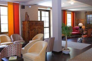 HOTEL BRECHE DE ROLAND - Salon