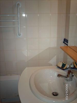 METZGER Marie-Andrée 6pers - salle d'eau