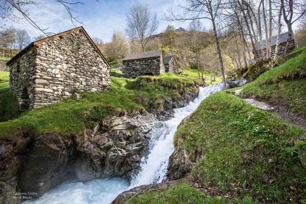 Moulins à eau de Gèdre Dessus (4)