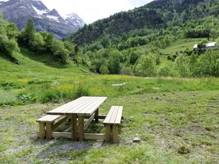 SOULIGNAC Benoît-Table jardin