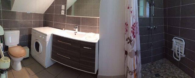 Sabatut René Maison Le Mousca 10 pers - Salle de bain 1
