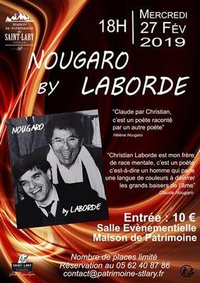 Spectacle Nougaro