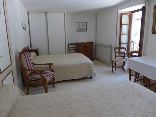 chambre1-lassallecazaux-bareges-HautesPyrenees