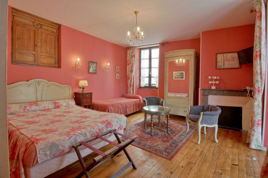 chambre2-dolwin-argelesgazost-HautesPyrenees
