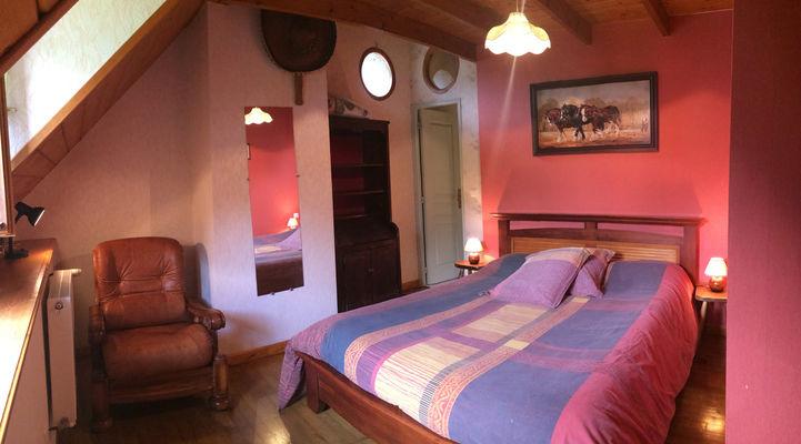 chambre4-chambred'hotedubarry-pierrefittenestalas-HautesPyrenees